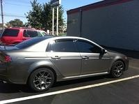 2007 TL Window Tint