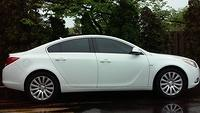 2011 Buick Regal Window Tint After