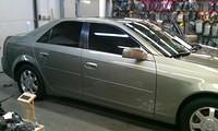 2004 Cadillac CTS - Window Tint