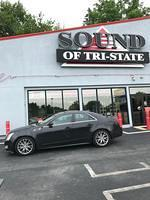 Cadillac CTS - Window Tint