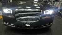 2013 Chrysler 300 LED Headlight Install